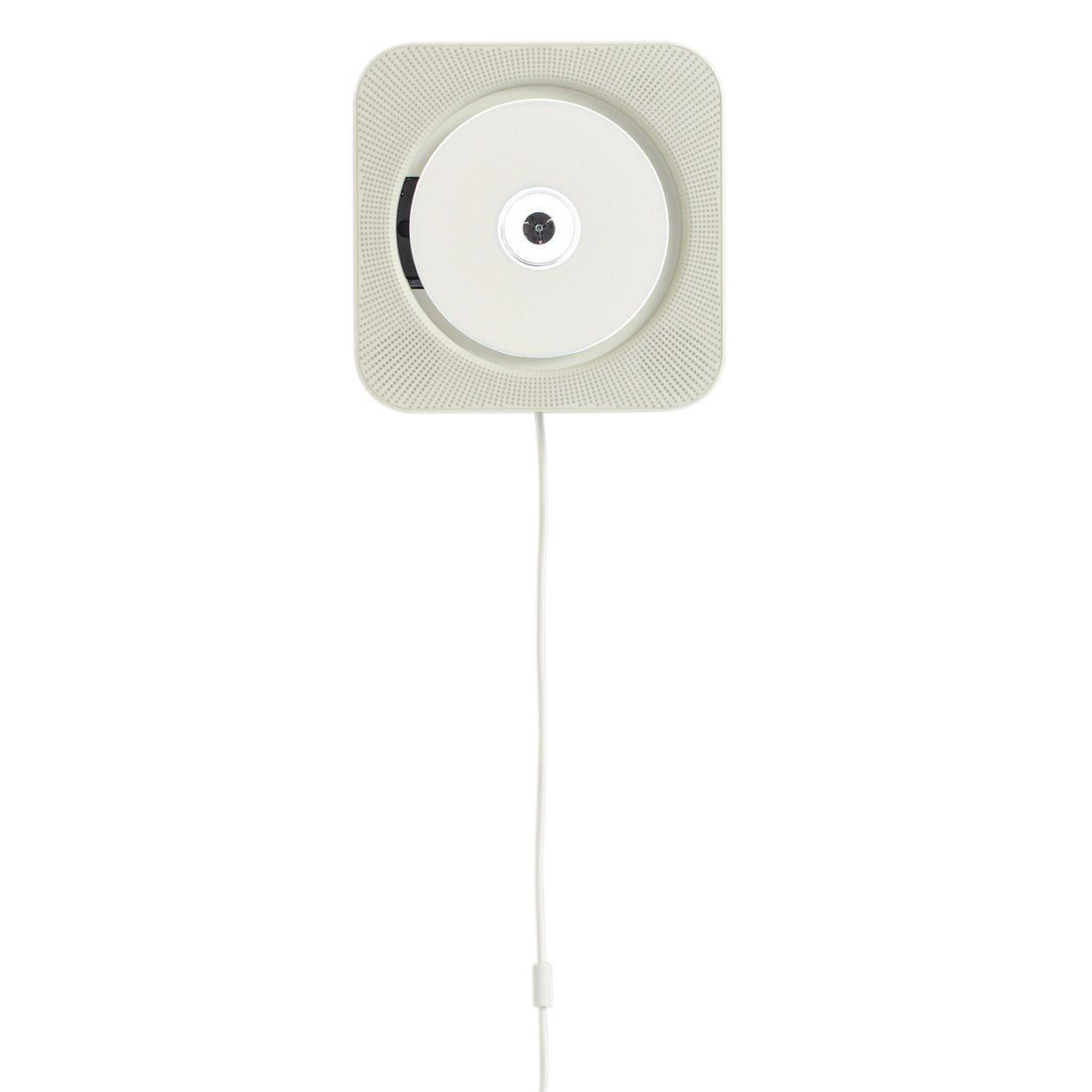 壁掛式CDプレーヤー 型番:CPD‐4 | 無印良品ネットストア