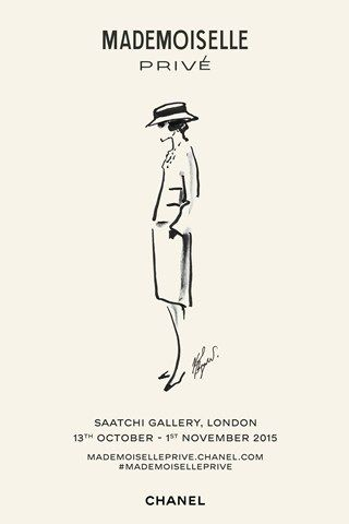 Chanel Exhibition Comes To London Saatchi Gallery (Vogue.co.uk)