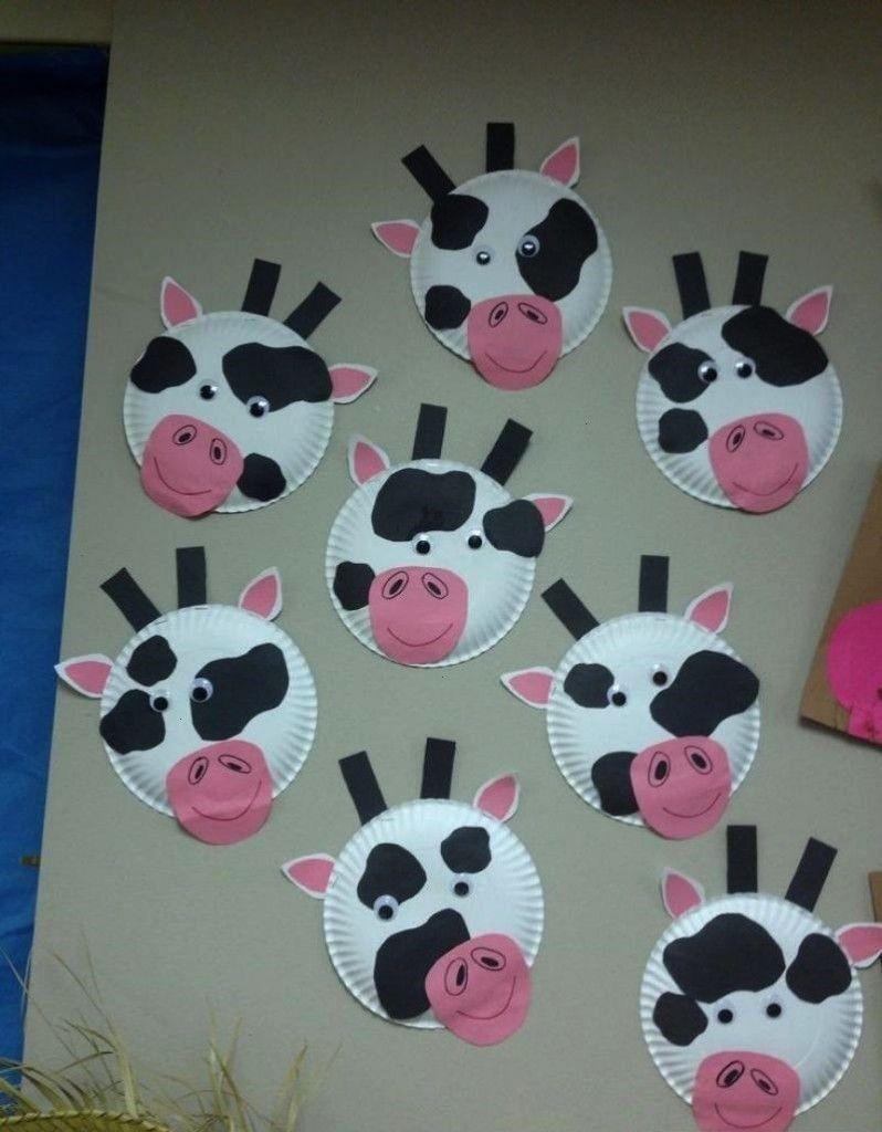 Preschooltoddler Animalwallpaper Kindergarten Farmanimals Wildanimals Worksheets Preschool Toddler In 2020 Farm Animal Crafts Animal Crafts For Kids Cow Craft [ 1024 x 798 Pixel ]