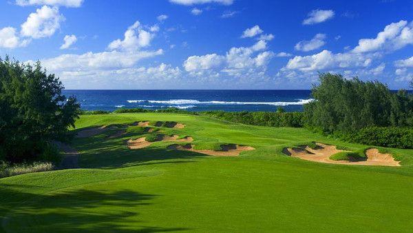 35++ Beach golf course hawaii ideas