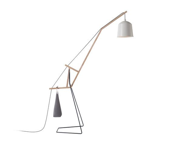 A Floor Lamp by Covo   General lighting