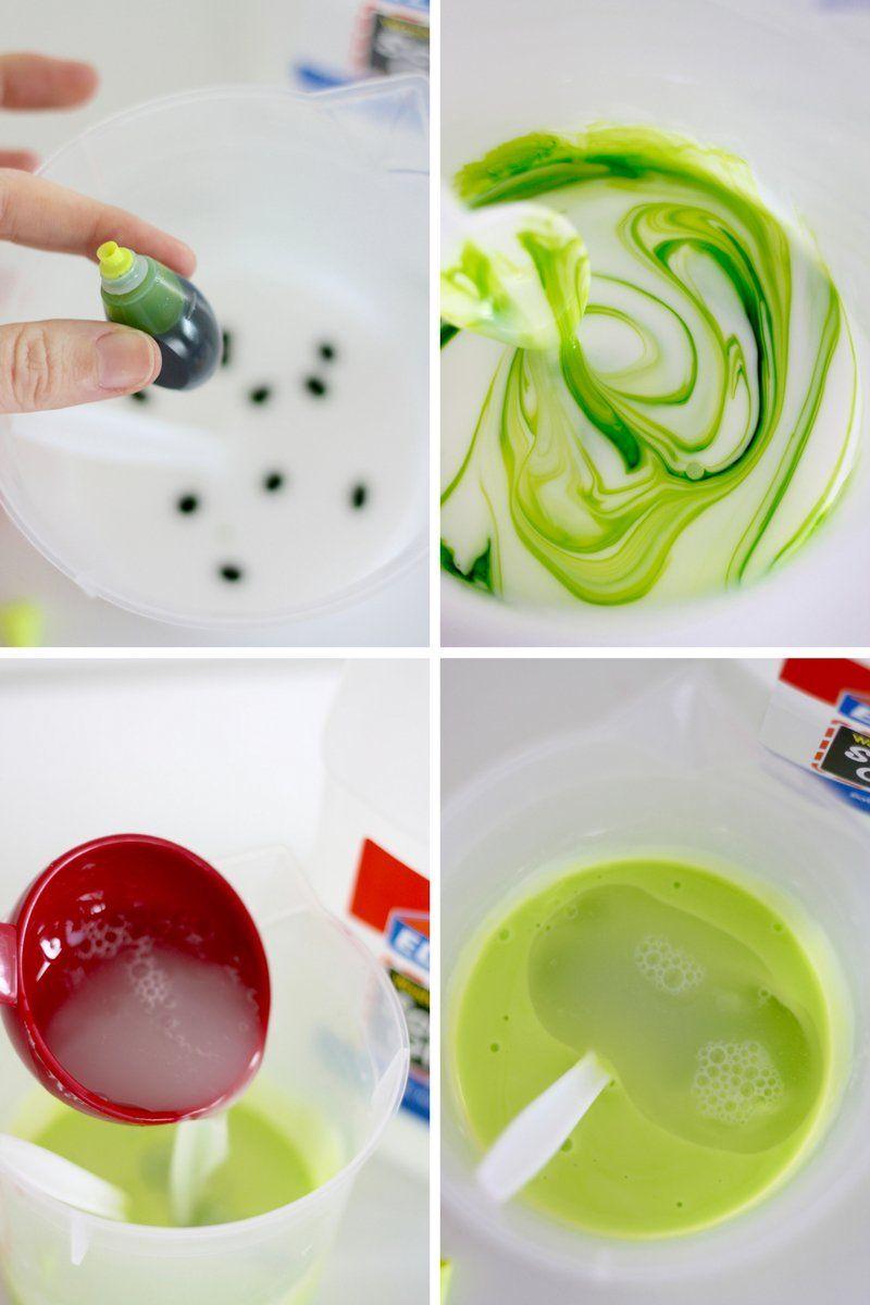Best Flubber Recipe for Kids | Kids meals, Homemade slime ...