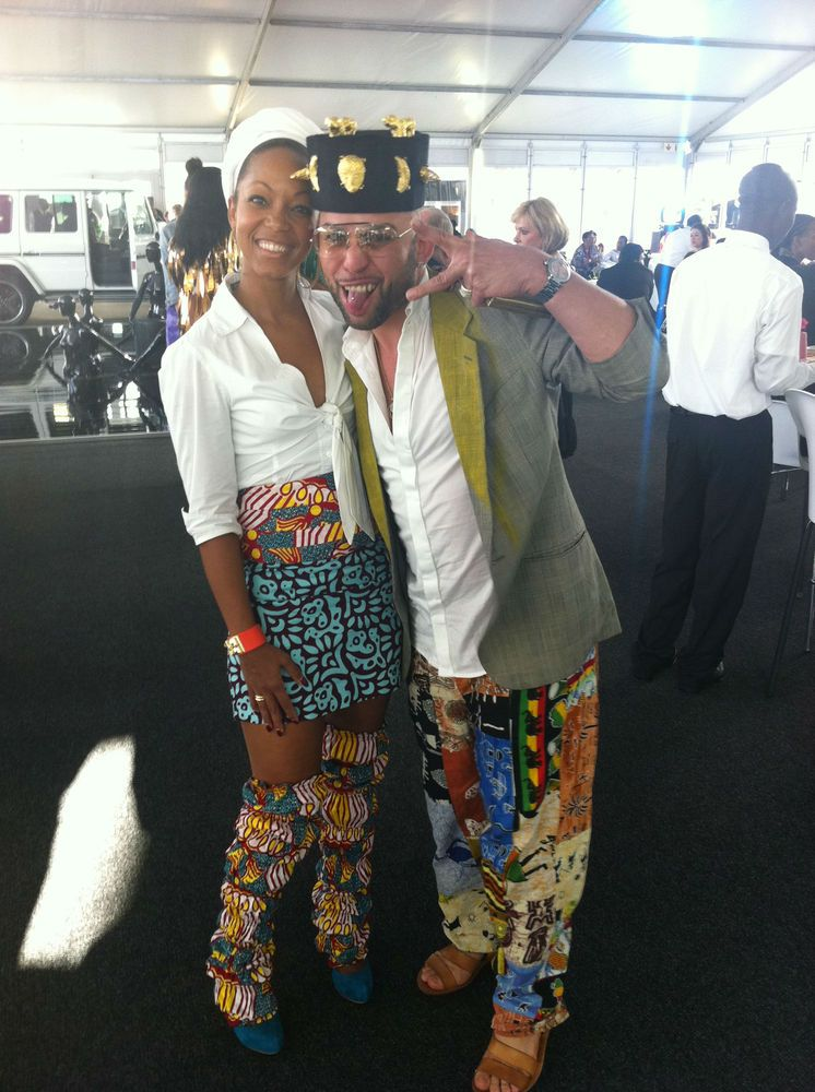 Famous Street Style Blogger Disses South African Style South African Fashion African Fashion Blogger Street Style
