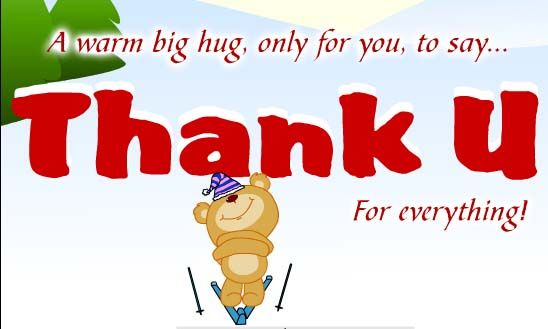 free thank you greeting cards