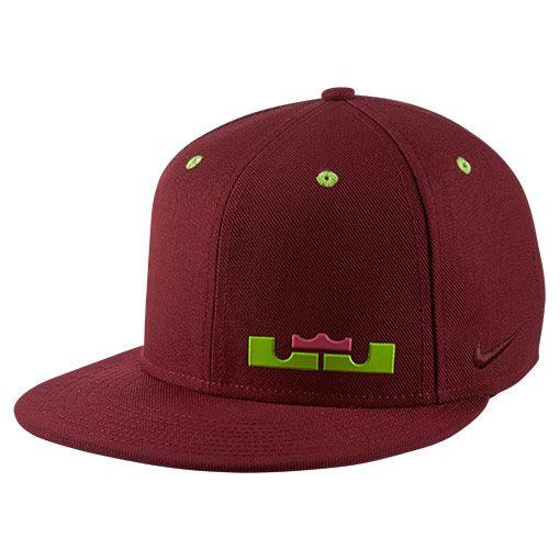 7a77dc439c760 Nike LeBron Double Helix Snapback Hat - 707546 638