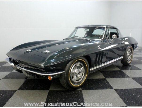 1966 Chevy Corvette
