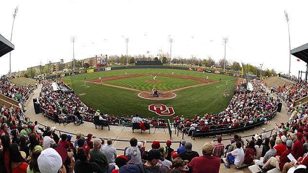 L Dale Mitchell Park Oklahoma Sooners Baseball Oklahoma Sooners Baseball Baseball Sooners
