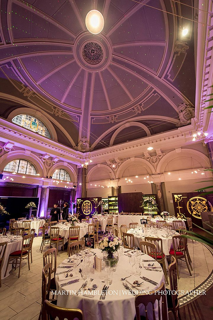 Manchester Wedding Venue Stock Restaurant Martin Hambleton Wedding