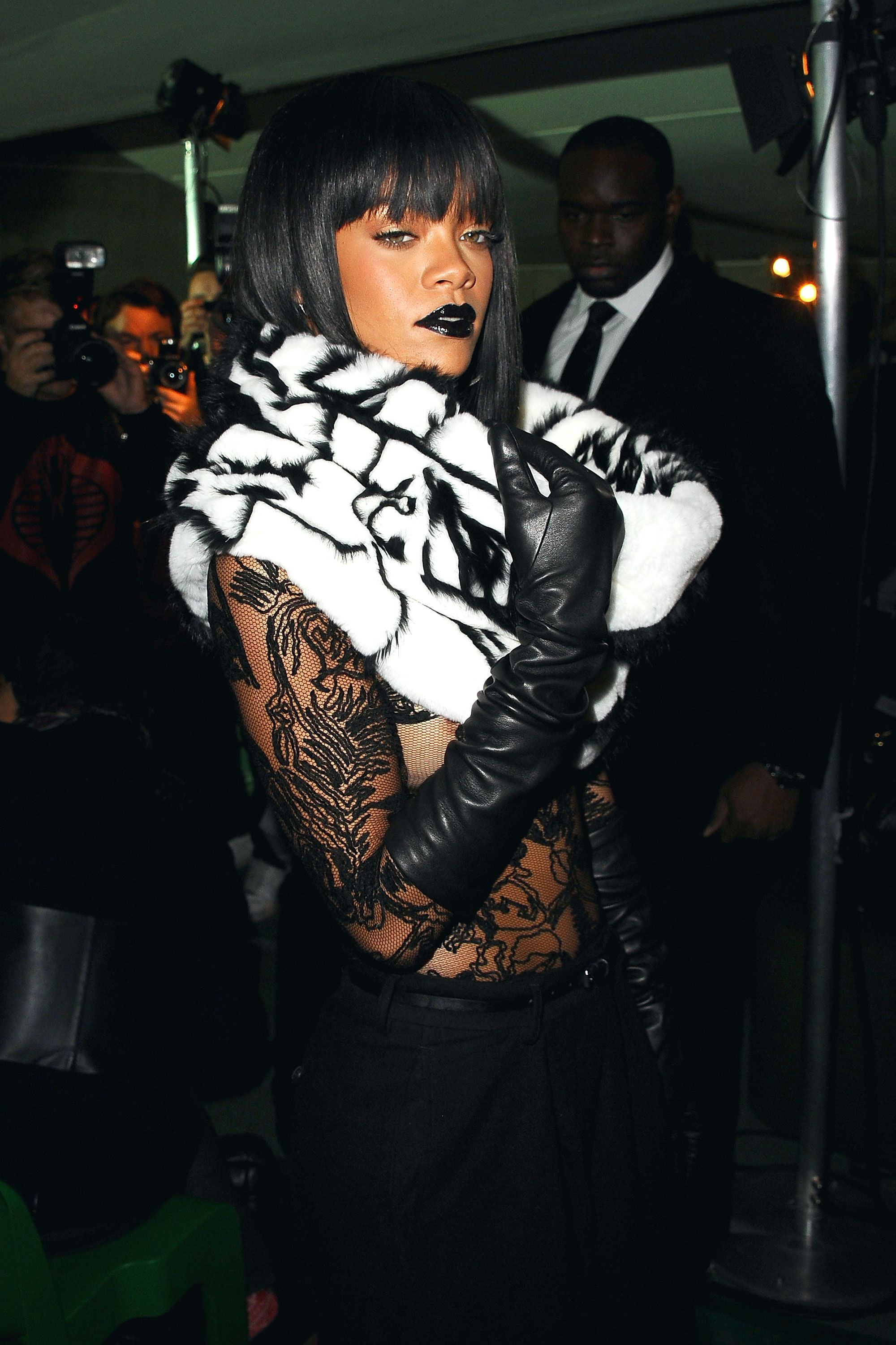 Watch Rihanna Reigns in Paris: See All the Looks video