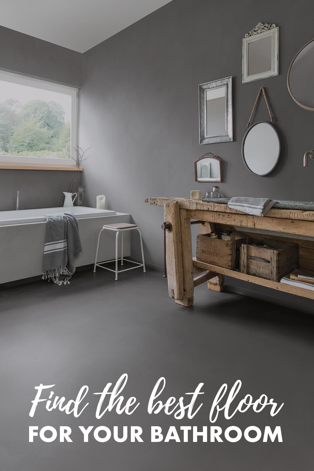 Time for a bathroom renovation? Find the best vinyl or ...