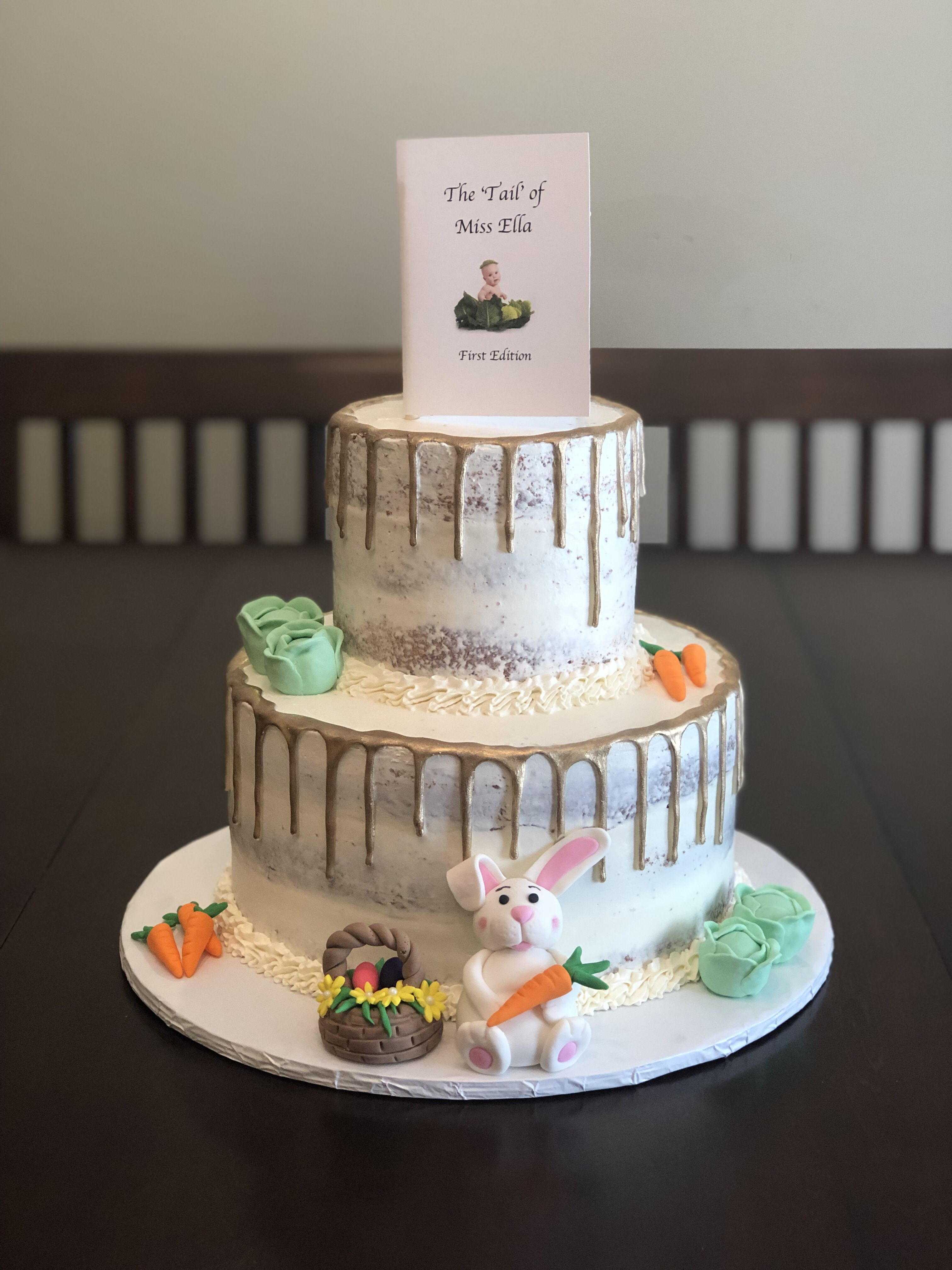 15 Precious Girl Baby Shower Cakes - Find Your Cake