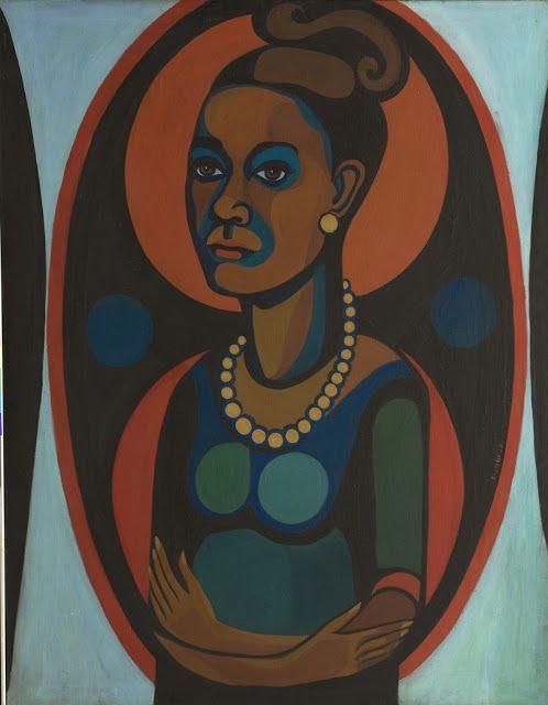 Faith Ringgold - Self Portrait