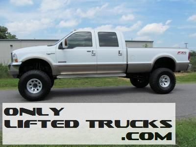 2004 Ford F 250 Diesel Lariat 10 Inch Lifted Truck Lifted Ford