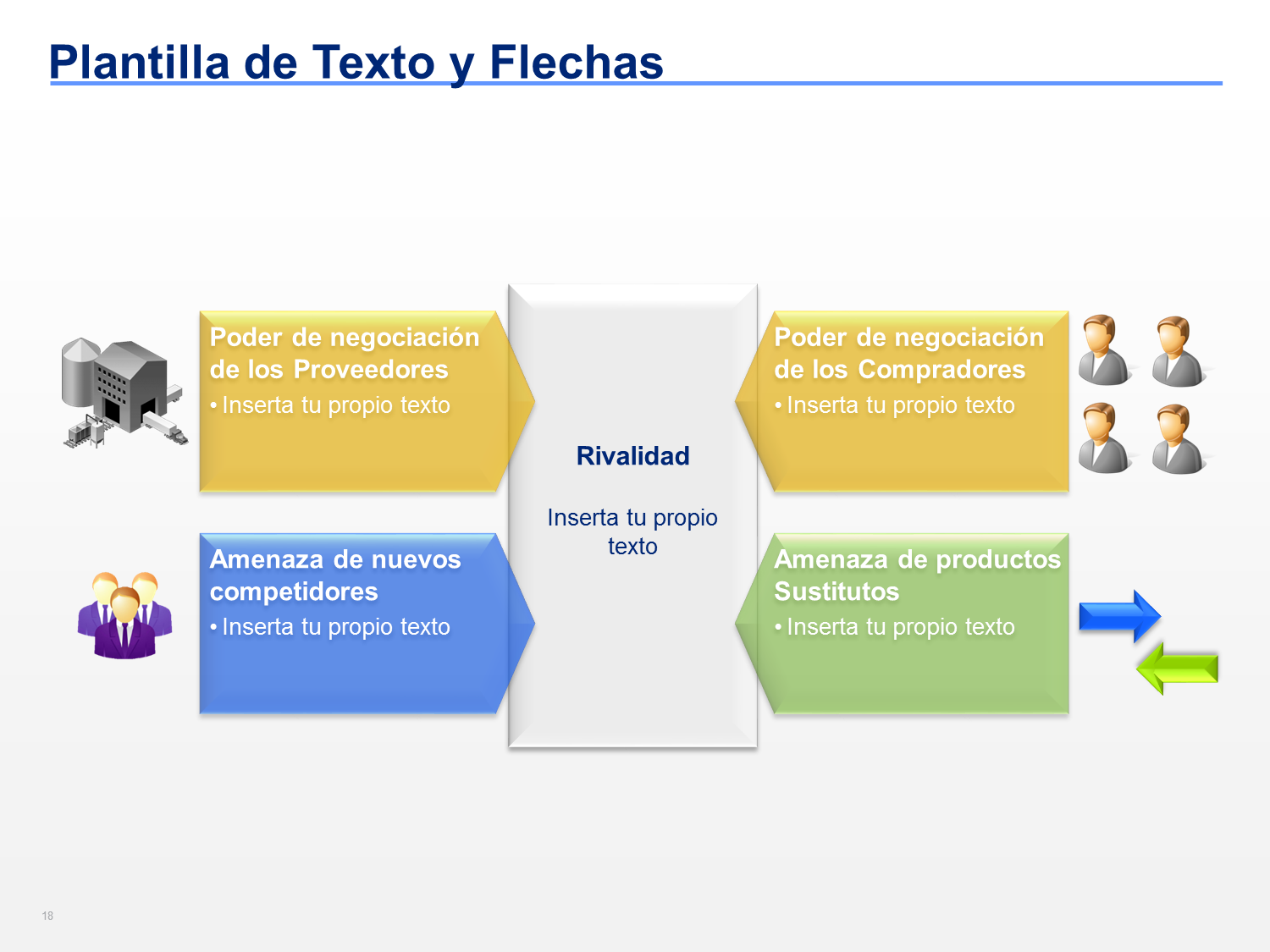 Management Consulting Toolkit 5 Fuerzas De Porter Fuerza Rivalidad