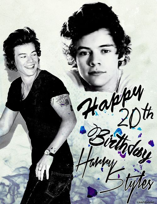 Happy birthday harry hope you have an amzing day one happy birthday harry hope you have an amzing day bookmarktalkfo Gallery