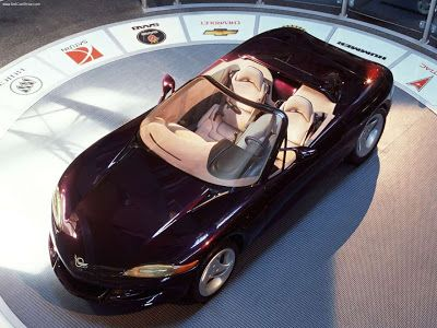 1991 Chevrolet Corvette Sting Ray Iii Concept Corvette History By
