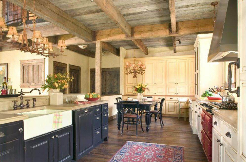 100 лучших идей: кухня в стиле Прованс на фото ...