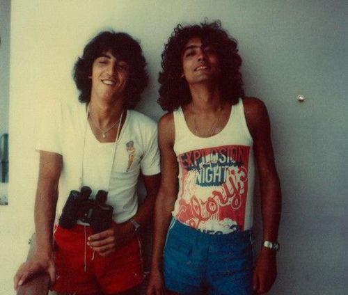 Glorys, Ibiza 1970s