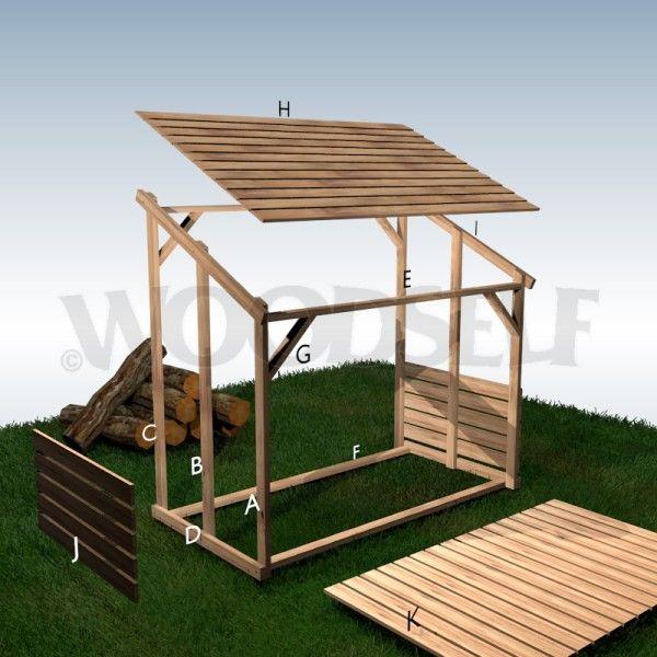 plan woodself meuble en carton en 2019 shed storage. Black Bedroom Furniture Sets. Home Design Ideas