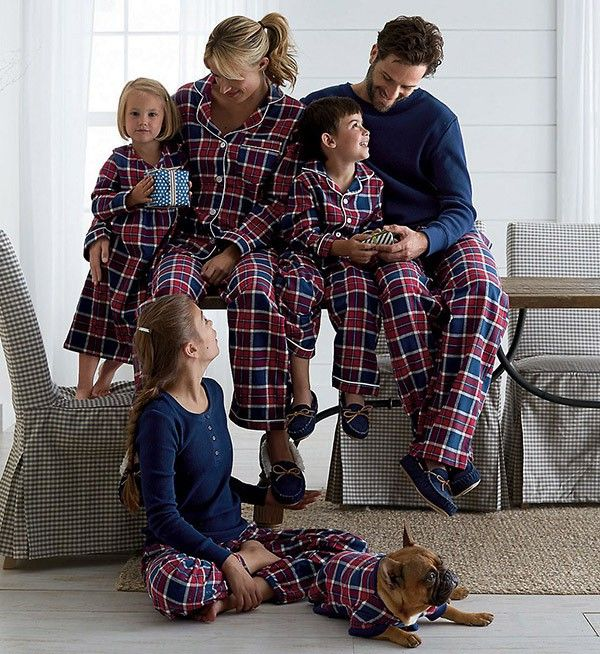 Resultado de imagem para sleepwear family It\u0027s The Most Wonderful