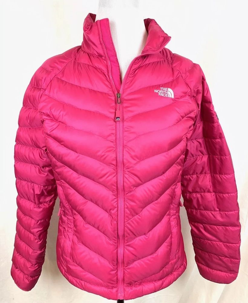 The North Face Puffer Down Jacket Summit Series 800 Hot Pink Womens Medium North Face Puffer The North Face Puffer Jackets [ 1000 x 820 Pixel ]