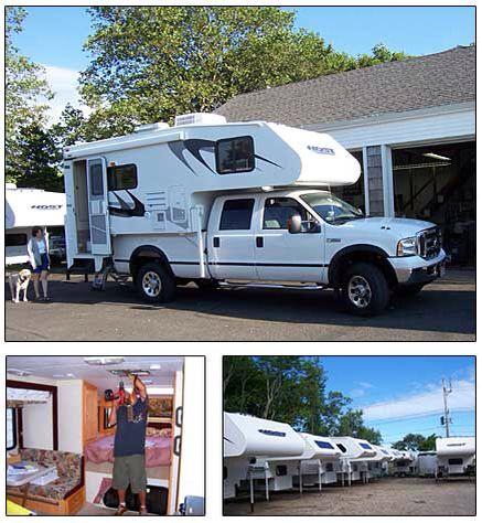 Camper Camping Pinterest Truck Camper And Rv