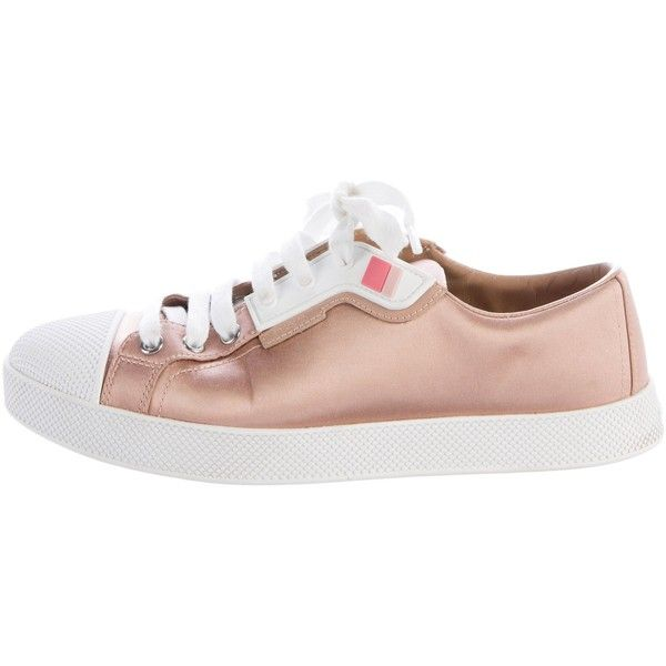 Official Site Buy Cheap Perfect Pre-owned - Low trainers Prada vOh3HVyLO