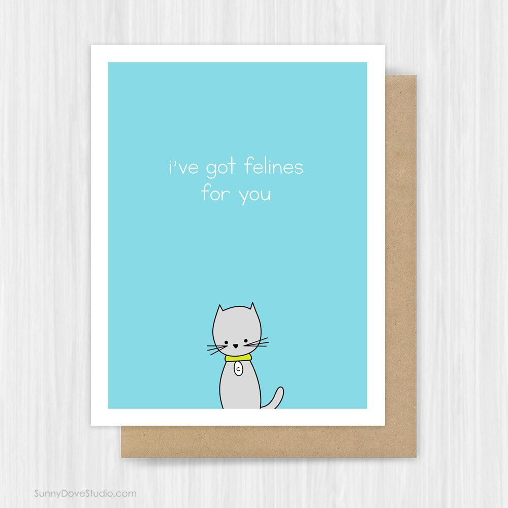 I love you card love pun cards for girlfriend wife boyfriend i love you card love pun cards for girlfriend wife boyfriend husband romantic happy anniversary cute cat handmade greeting gifts her him kristyandbryce Images