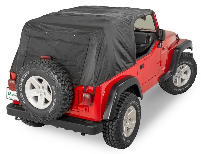 Quadratop Emergency Top Jeep Parts And Accessories Quadratec