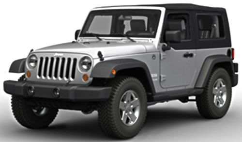 2011 Jeep Wrangler 2 Door 4 Seat Softtop Suv Priced Under 23 000 2011 Jeep Wrangler Suv Prices Jeep