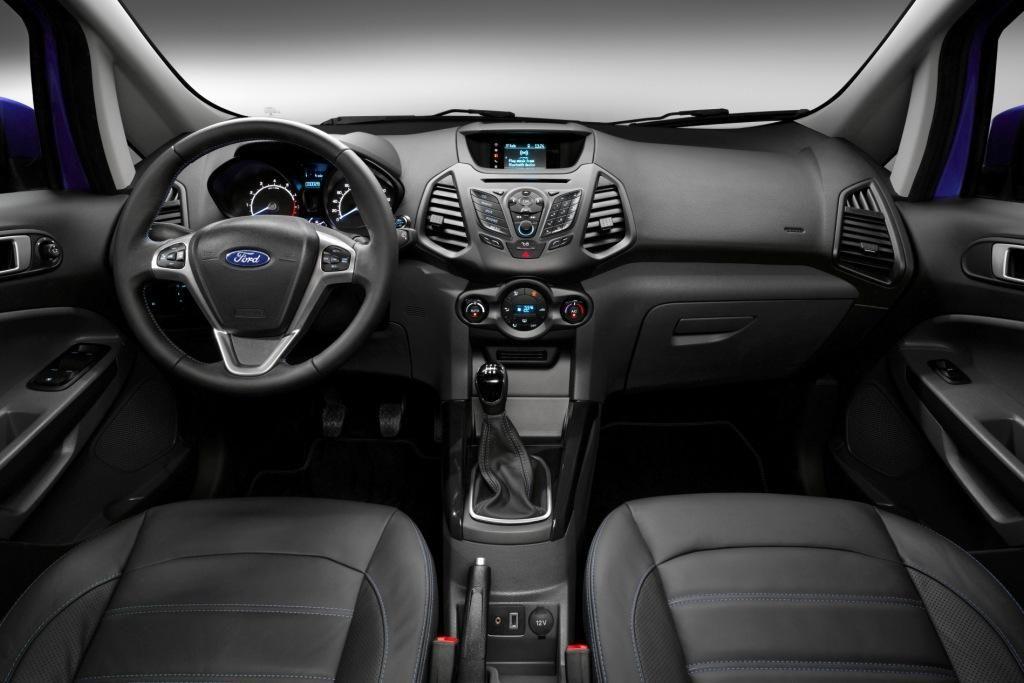 Motor Proyect: Ford Ecosport. Pequeño excursionista.