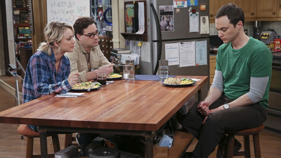 """The Earworm Reverberation"" · The Big Bang Theory · TV Review Sheldon opens up on The Big Bang Theory, and it's because of the Beach Boys · TV Club · The A.V. Club"