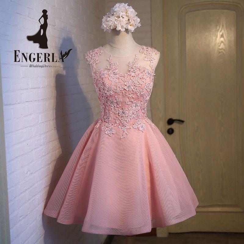 Kleider rosa farben