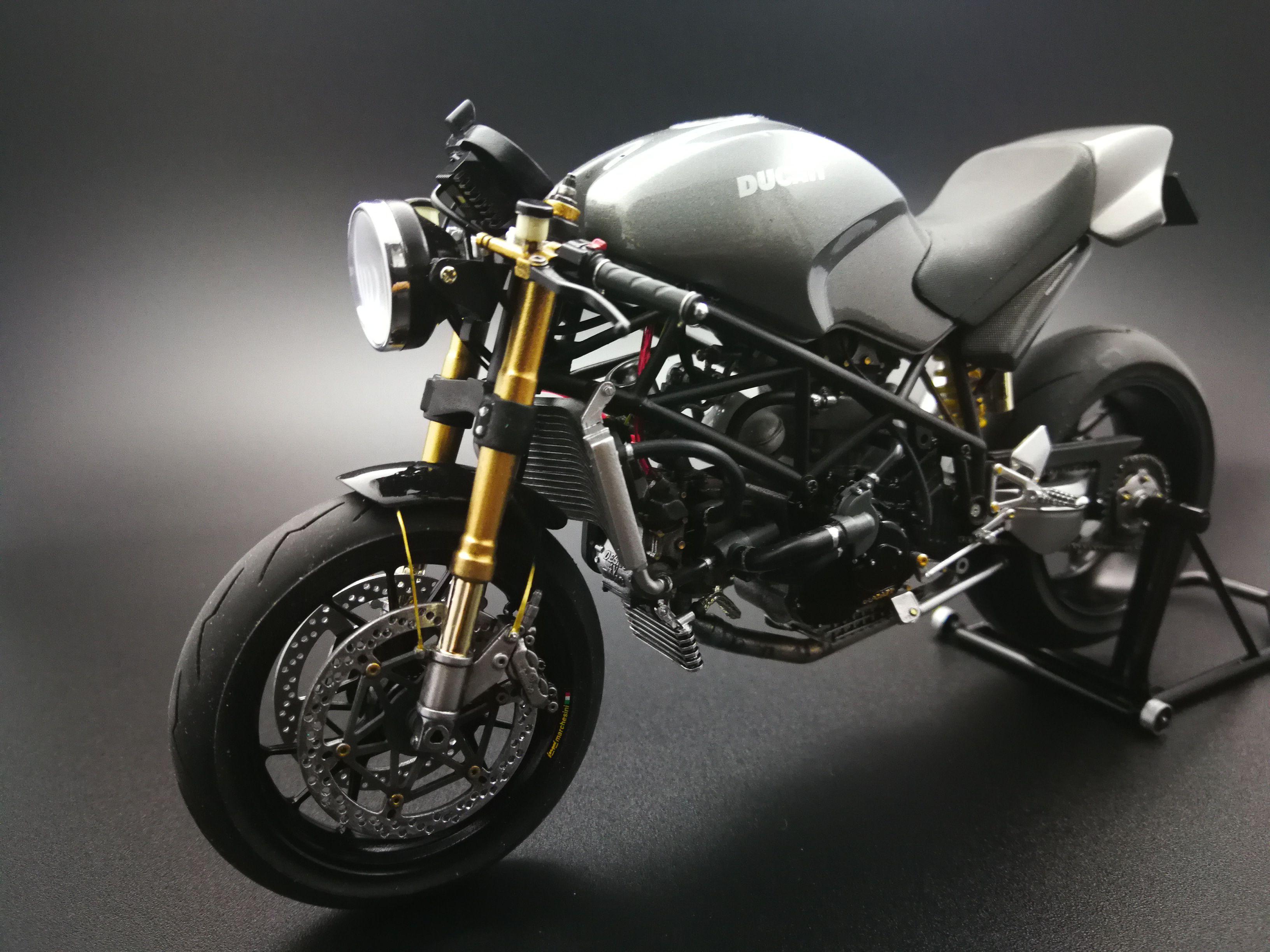Ducati 916 1 12 Tamiya Ducati 916 Motorcycle Model Ducati