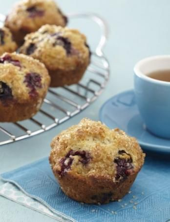 We eliminated the gluten from these muffins, but none of the flavor!