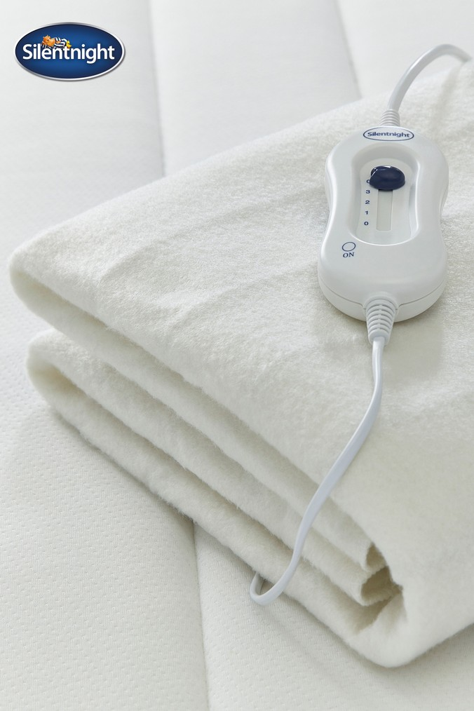 Silentnight Comfort Control Electric Blanket Blanket