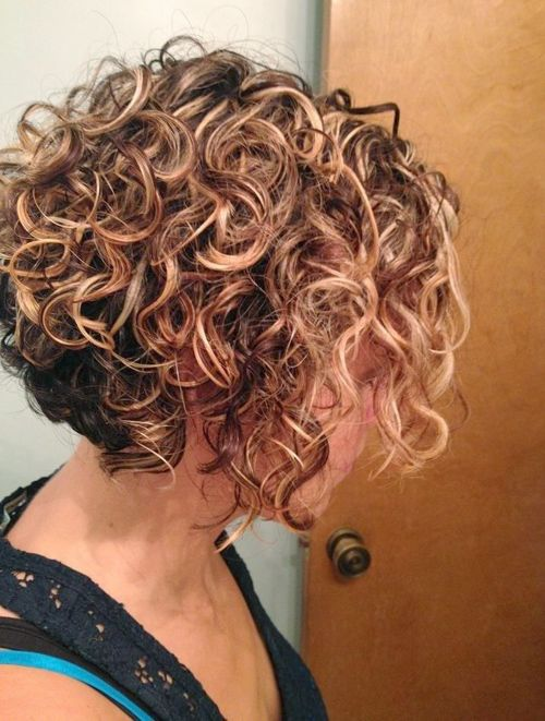 Terrific 1000 Images About Hair On Pinterest Short Curly Hair Short Hairstyles For Women Draintrainus