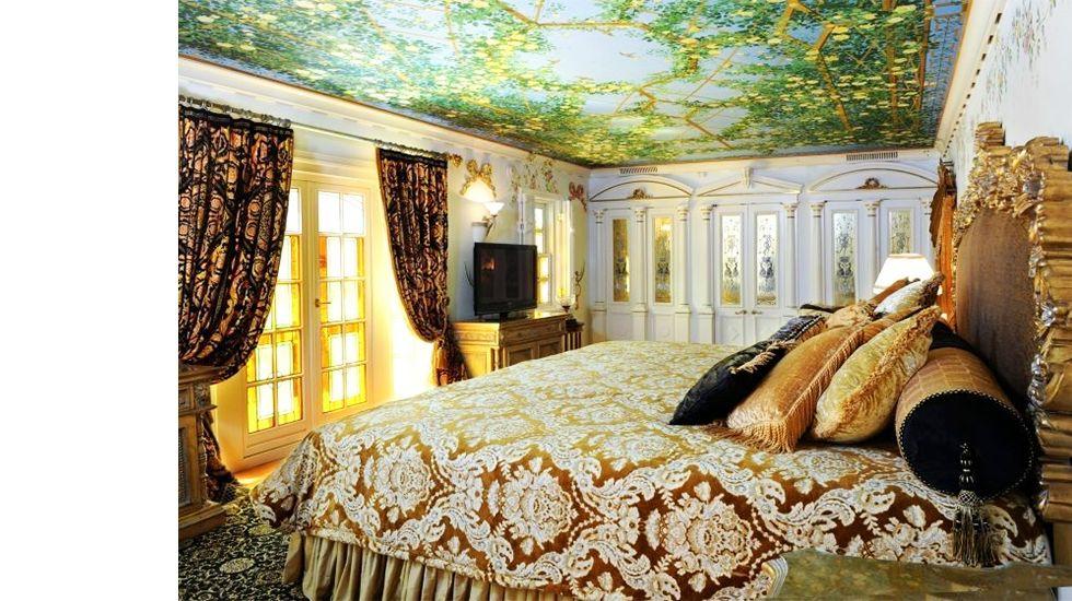 24 Schlafzimmer donatella versace haus