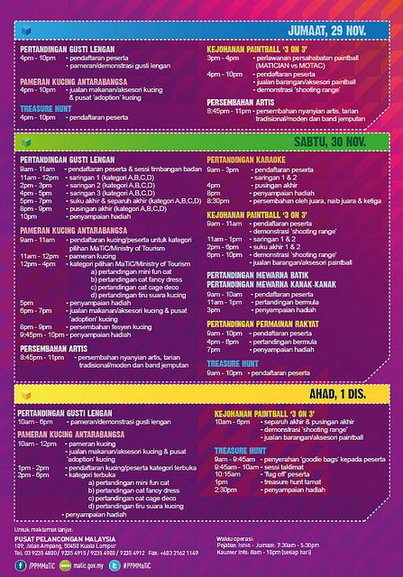 Matic Fest 2013 Lebih Meriah Aktiviti Yang Dianjurkan Dalam Matic Fest 2013 Maticfest2013 Paintball Matic Fest