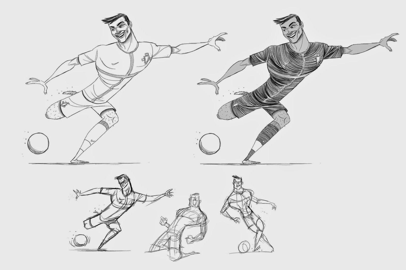 Http Gilli Bean Blogspot Be 2014 06 Nike Last Game Html Illustration Character Design Character Design References