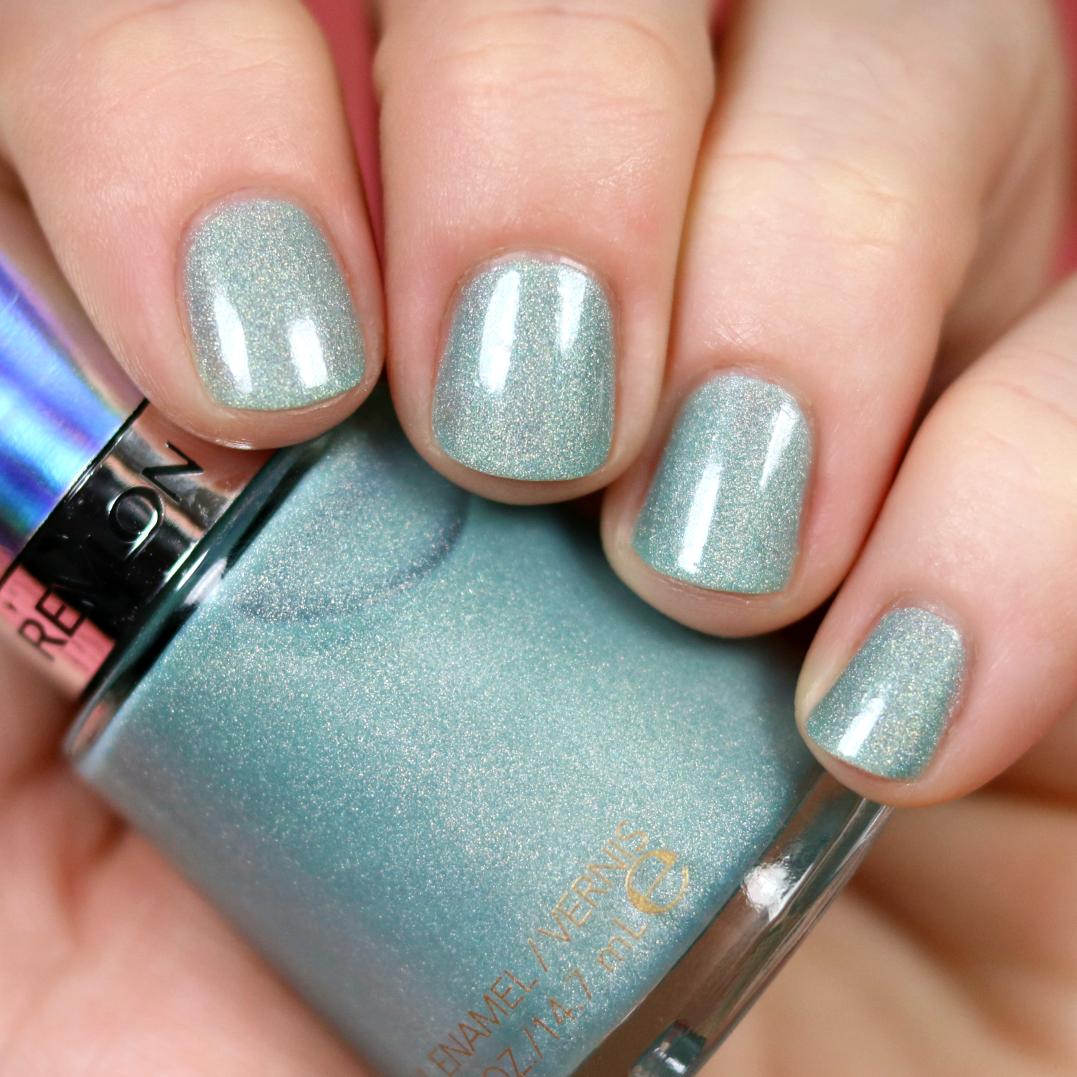 Revlon Holochrome Nail Polish | Nail polish collection, Hair style ...