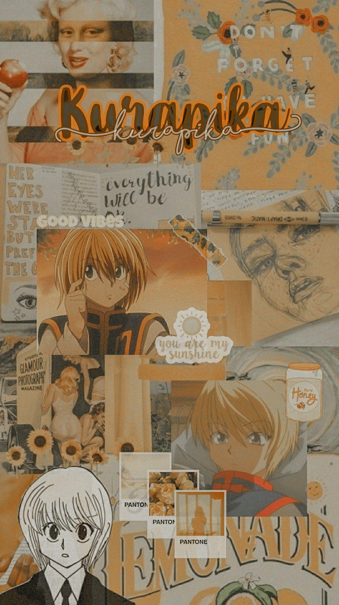 Kurapika Aesthetic Wallpaper Anime Wallpaper Phone Cute Anime Wallpaper Anime Wallpaper Iphone