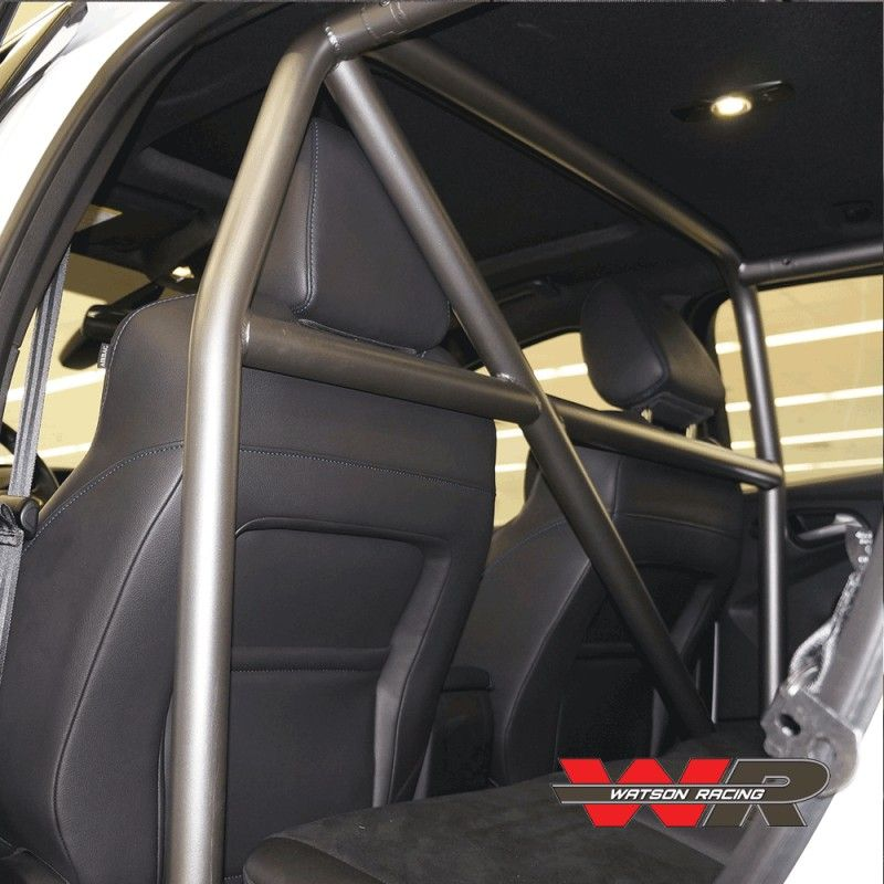 WR 4 Point Bolt-In Roll Bar   Ford Focus RS   Rolling bar