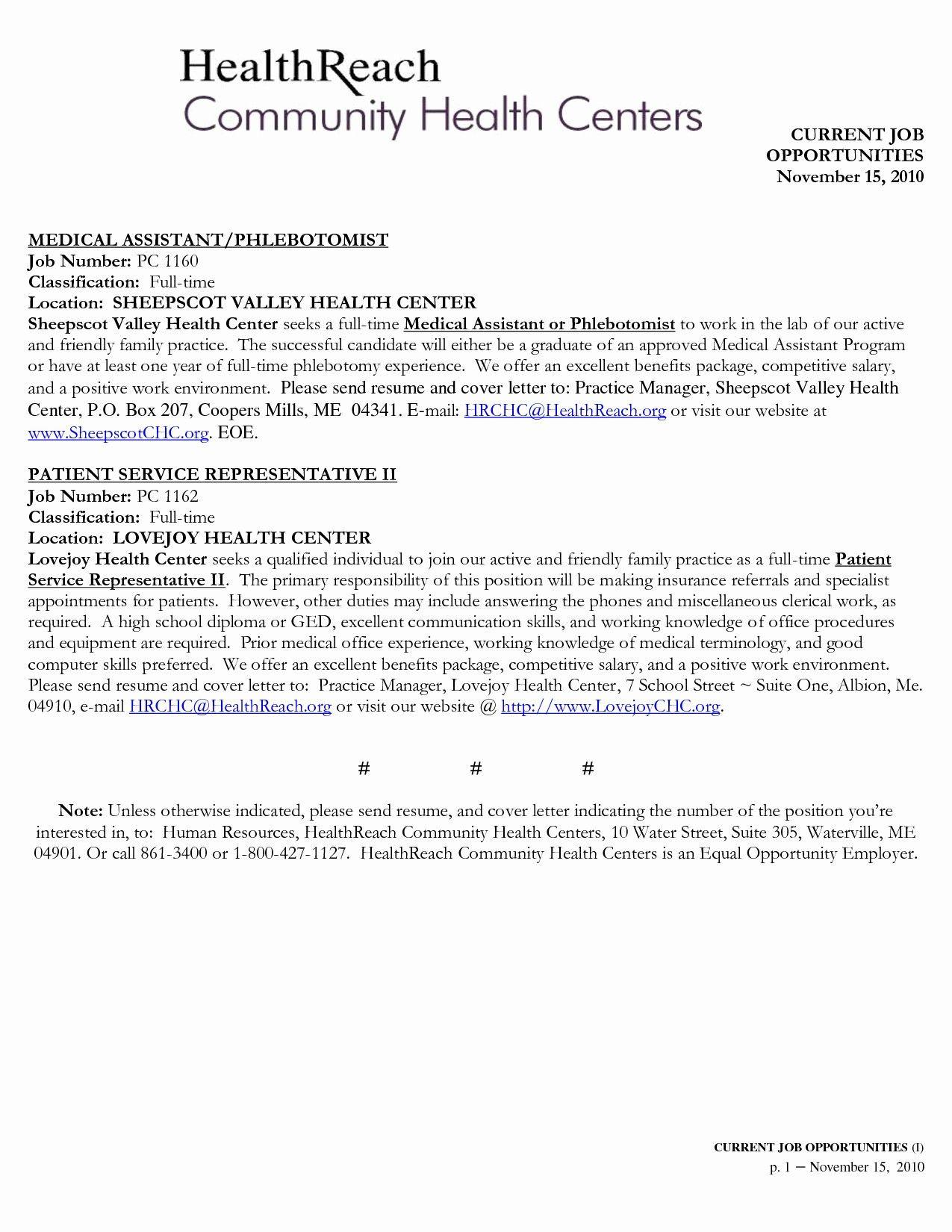 27 phlebotomist cover letter in 2020 cover letter for