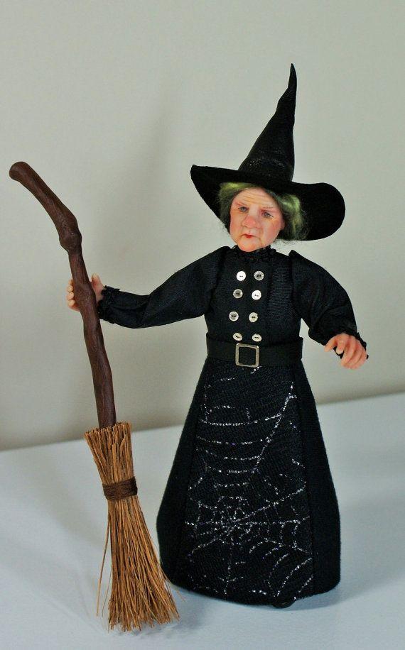 Madame Grimwold die Hexe