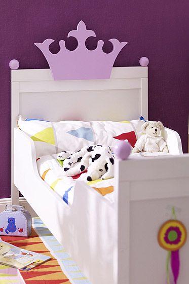 In Diesem Bett Schlafen Kleine Prinzessinnen Gleich Noch Viel Besser. So  Können