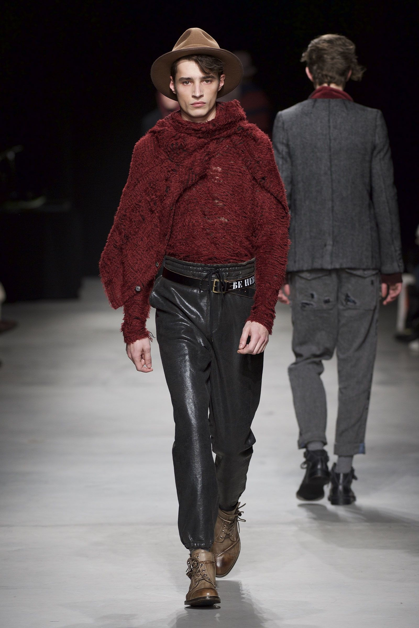 2015 A/W MEN'S #23 | COLLECTION | MIHARAYASUHIRO