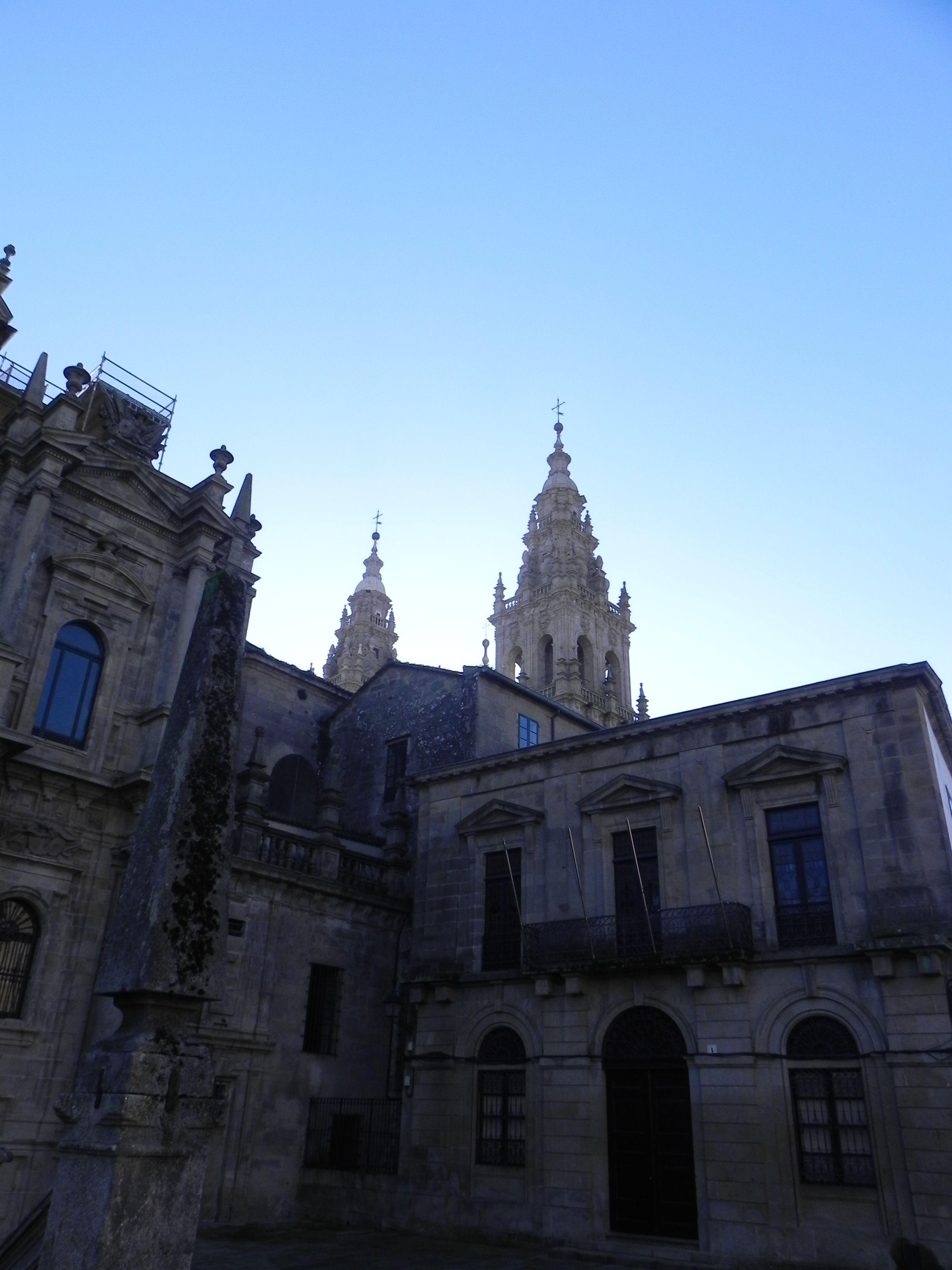 bebetecavigo. Zona monumental de Santiago de Compostela.