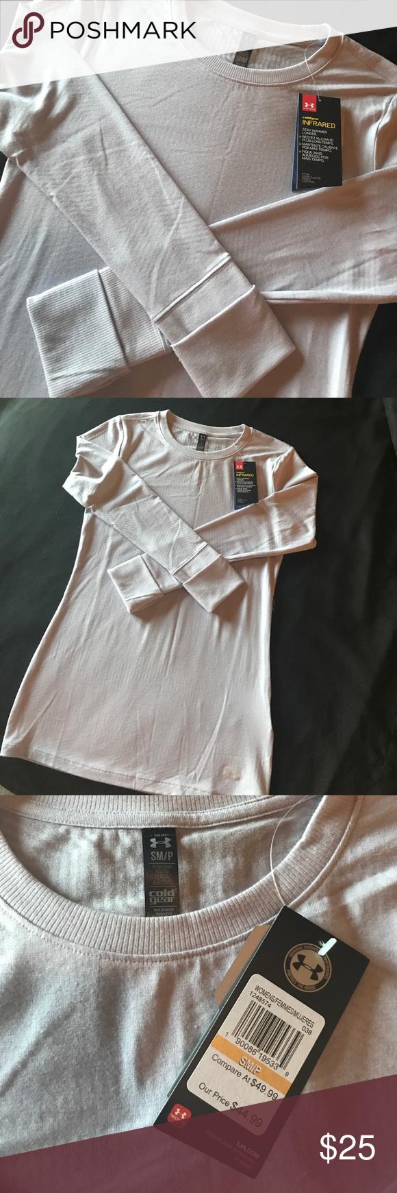 Under armour infrared long sleeve shirt nwt my posh picks