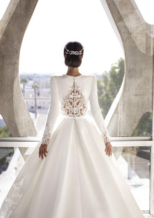 Die Pronovias-Kollektion für 2021: Hollywood-Glamour für Ihre Hochzeit!